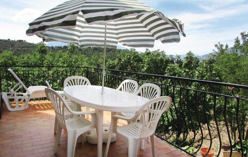 3 Zimmer Unterkunft in Valle di Rostino, holiday rental in La Porta