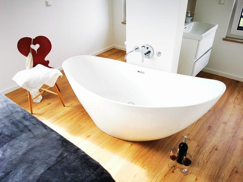 Ferienwohnung/App. für 5 Gäste mit 120m² in Prien am Chiemsee (122899), holiday rental in Bad Endorf