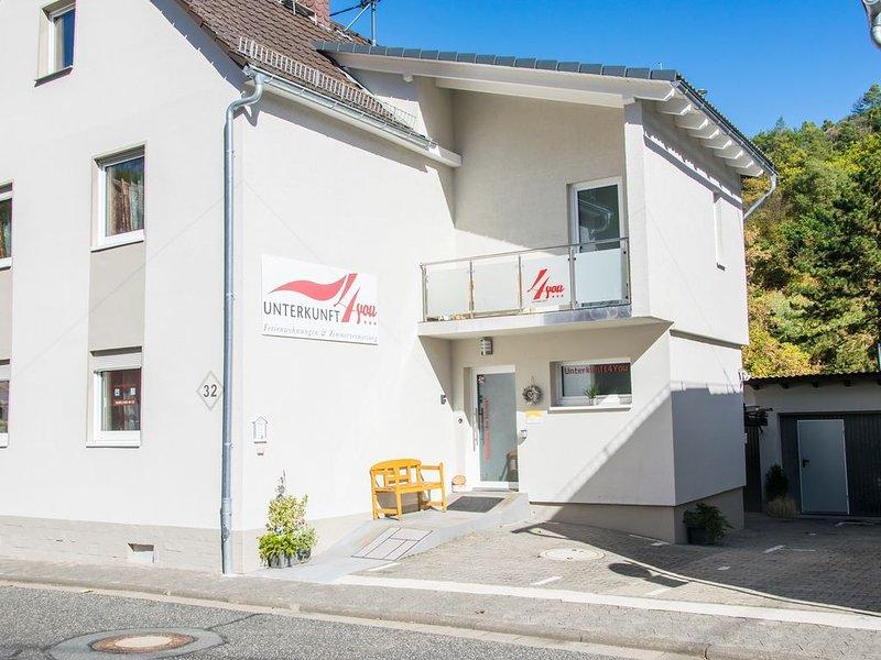 Ferienhaus im Taunus # Wandern, Großer Feldberg, Messe, Hessenpark,Lochmühle, casa vacanza a Lahnau
