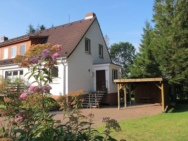 Ferienhaus für 4 Gäste mit 110m² in Bad Sülze (117316), vacation rental in Semlow