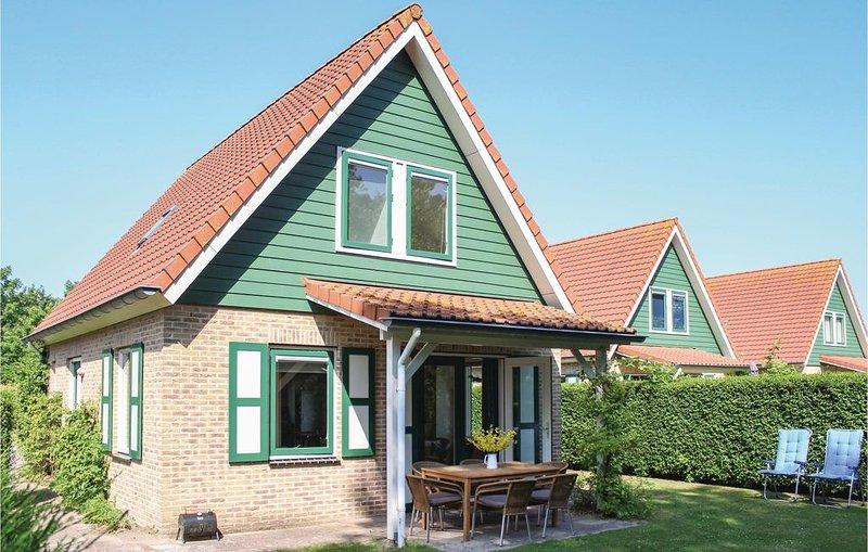 3 Zimmer Unterkunft in Zonnemaire, holiday rental in Brouwershaven