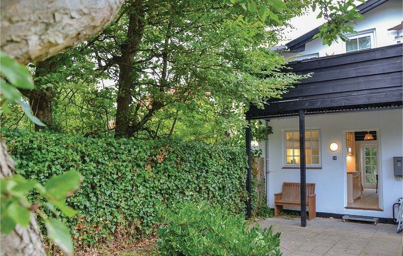1 Zimmer Unterkunft in Hornbæk – semesterbostad i Helsingborg