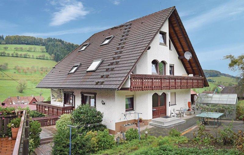 2 Zimmer Unterkunft in Welschensteinach, aluguéis de temporada em Oberharmersbach