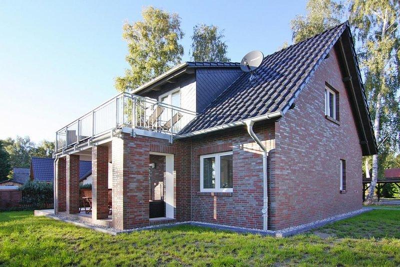 Ferienhaus, Trassenheide, location de vacances à Rubkow