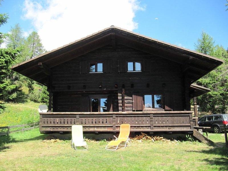 Gerlitzen-Hütte - dem Himmel ein Stück näher!, aluguéis de temporada em Annenheim