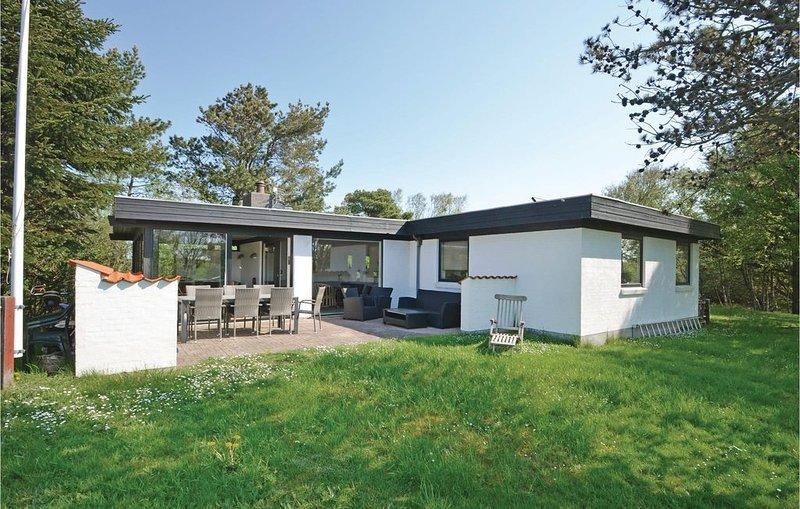 3 Zimmer Unterkunft in Thyholm, aluguéis de temporada em Lihme