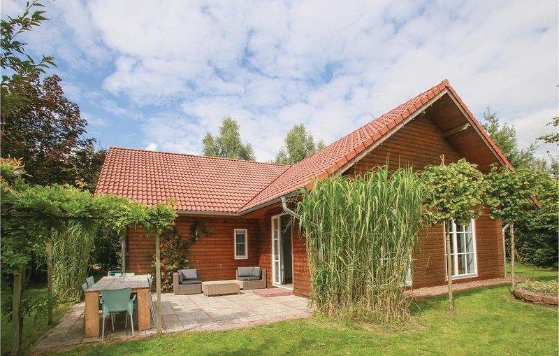 4 Zimmer Unterkunft in Onstwedde, vacation rental in Bourtange