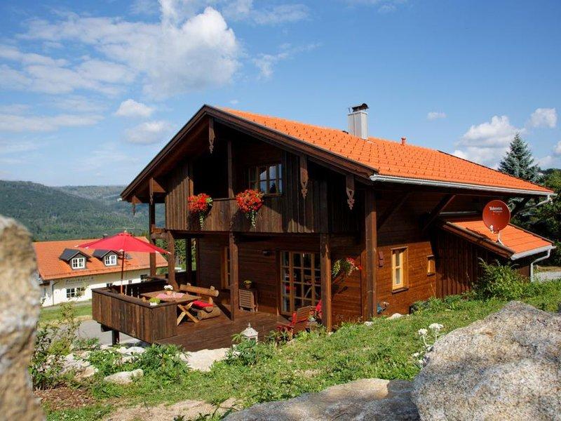 ruhiges Ferienhaus am Nationalpark Bayerischer Wald mit Sauna, vakantiewoning in Kvilda