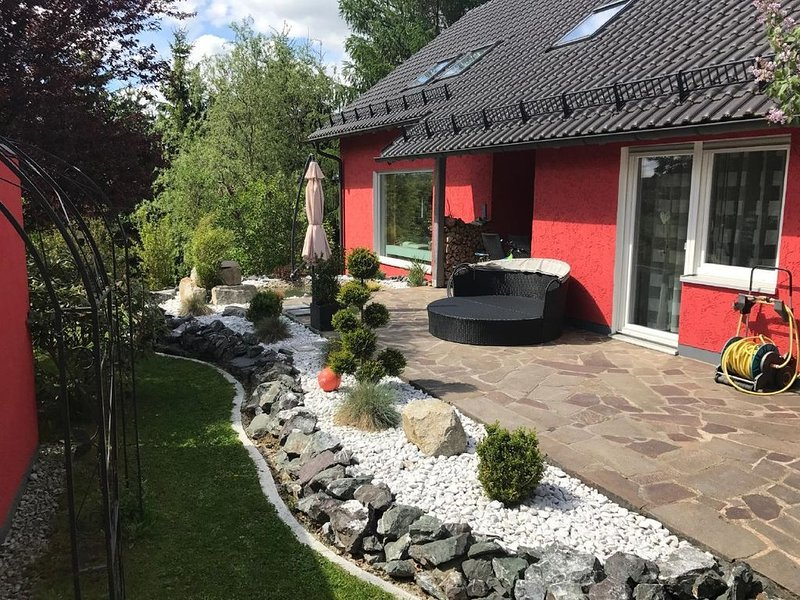 Ferienwohnung Schauenstein für 1 - 4 Personen - Ferienwohnung, vacation rental in Weissenstadt
