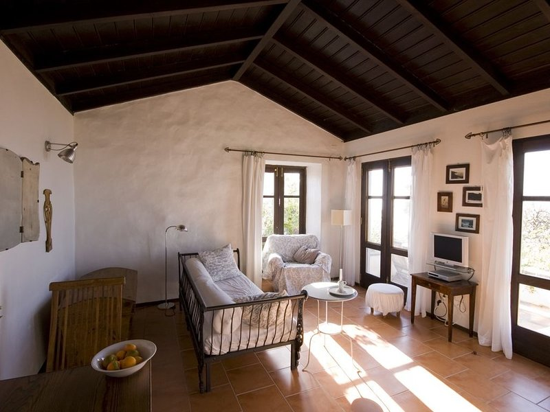 Ruhe&Erholung in unberührter Natur im sonnigenNordwesten,spektakulärer Meerblick, alquiler de vacaciones en La Palma