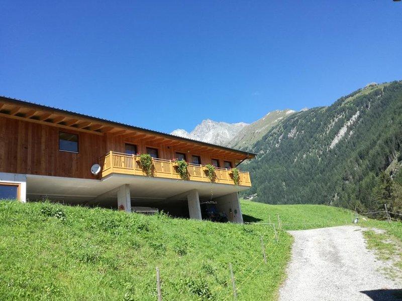 FeWo Mooslechnerhof in schöner ruhiger Lage, holiday rental in St. Jakob in Defereggen