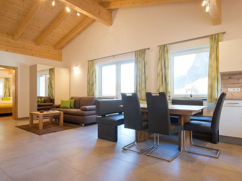 Alps 3000 Apartments, vacation rental in Umhausen