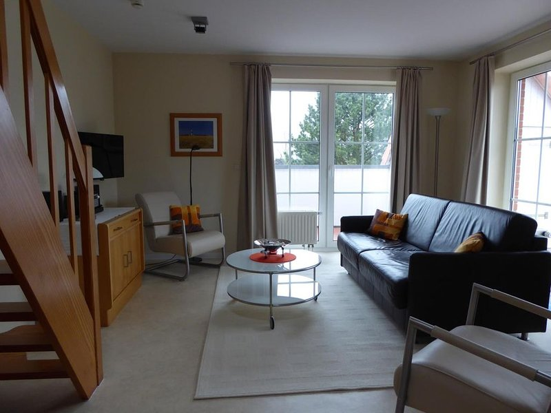 Fewo 22 Haus Nautic in Laboe, holiday rental in Laboe