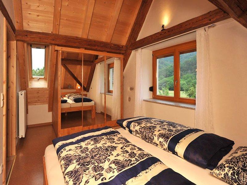 Ferienhaus, 97qm, 1 Schlafzimmer, max. 4 Personen, Ferienwohnung in Bürchau