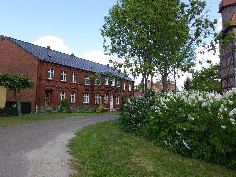 geräumige Fewo für 1 Person im Hochparterre, aluguéis de temporada em Havelberg