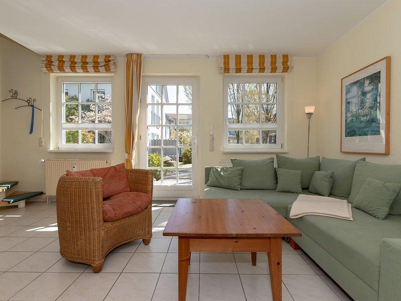 Appartement 210 - 100m zum Strand - Balkon + Terrasse - Schwimmbad - WLAN, holiday rental in Ostseebad Kuhlungsborn