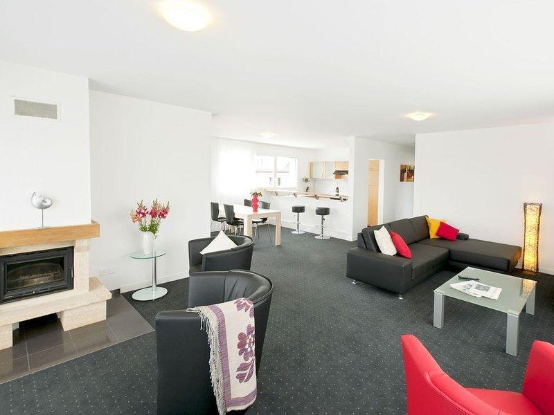 ZG Edelweiss - Zugersee HITrental Apartment, location de vacances à Obfelden