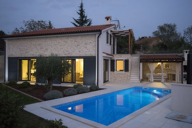 Erkunden Istrien mit VILLA SOL ANIMA, casa vacanza a Tinjan