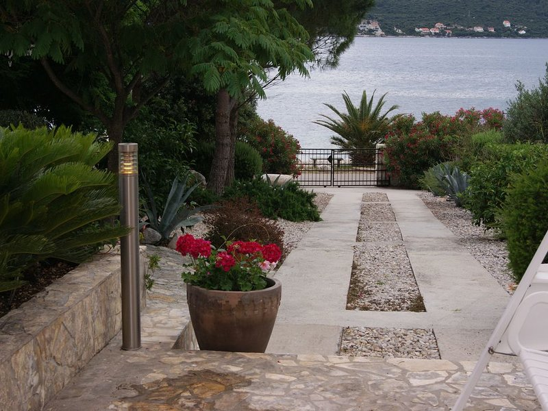 Traumhaus direkt am Meer  in Viganj für 2-4 Personen, location de vacances à Viganj
