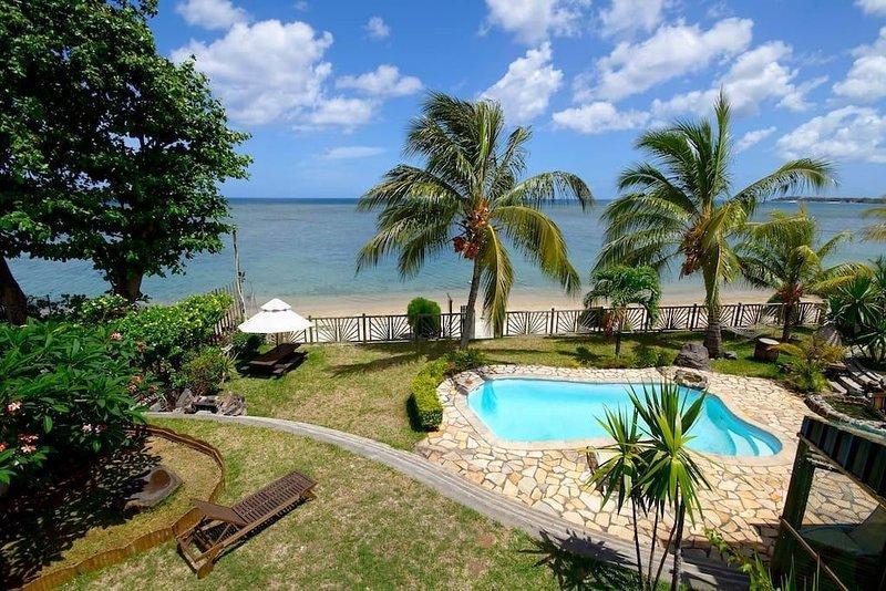 Ferienhaus Pointe aux Piments für 1 - 8 Personen mit 3 Schlafzimmern - Feriendom, location de vacances à Moka District