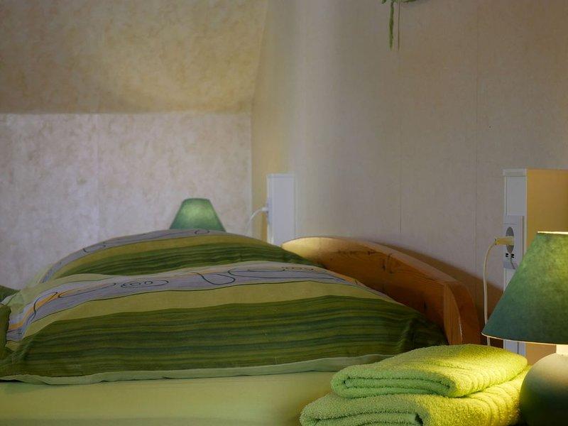San Bol, 65qm, 2 Schlafzimmer, max. 5 Personen, holiday rental in Canton of Schaffhausen