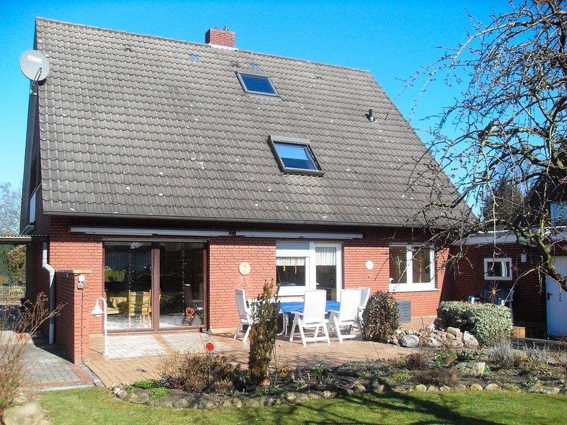 Ferienhaus für 10 Gäste mit 150m² in Geeste (25182), vacation rental in Herzlake