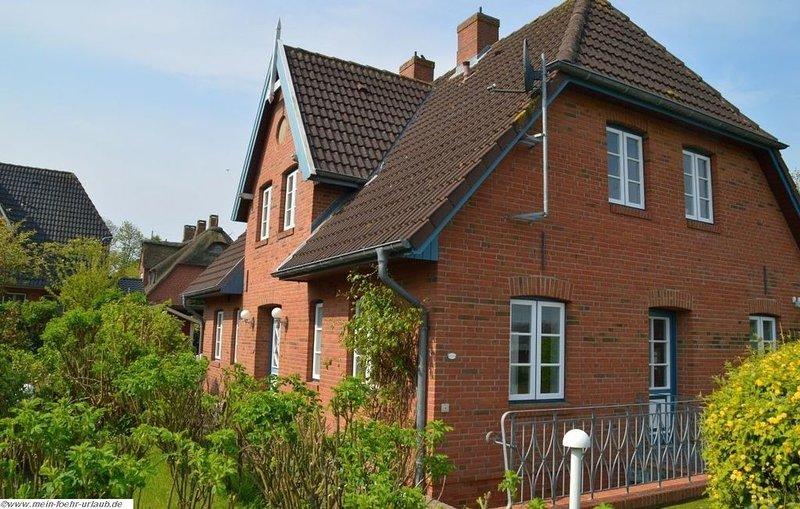 Ferienhaus für 6 Gäste mit 100m² in Wrixum auf Föhr (109626), alquiler vacacional en Wrixum