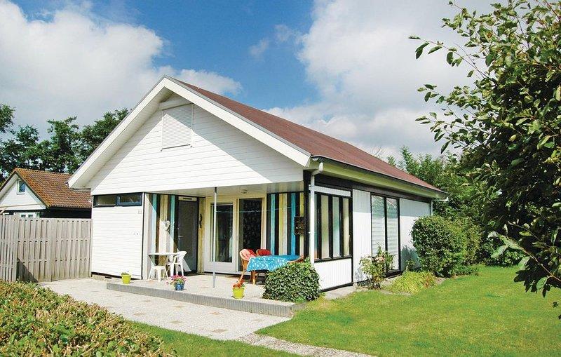 3 Zimmer Unterkunft in Julianadorp, aluguéis de temporada em Westerland