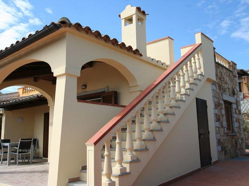 NOUVEAU Agréable  villa indépendante - Jacuzzi - Vue sur  mer, vacation rental in Porto Rafael