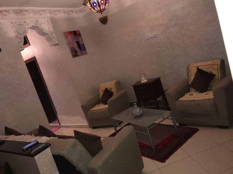 Dar traditionnelle dans kasbah, holiday rental in Tangier