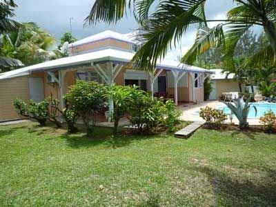 Villa Les Alizés à Sainte-Rose en Guadeloupe, location de vacances à Sainte Rose
