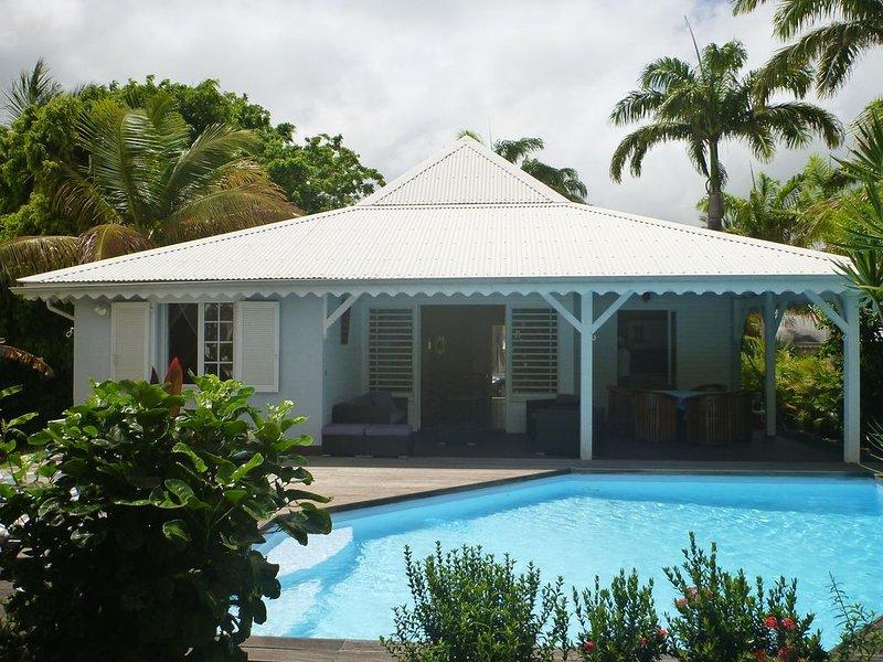 Résidence Aquarelles - Villa Gauguin, vacation rental in Sainte Rose