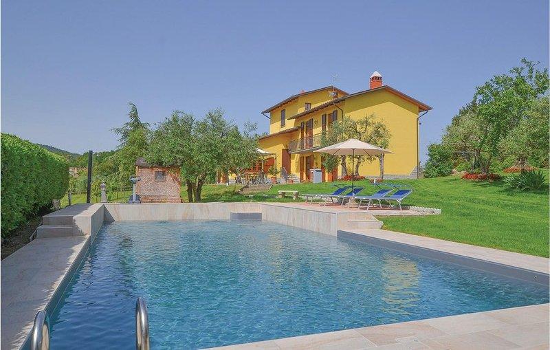 3 Zimmer Unterkunft in Monterchi -AR-, vacation rental in Le Ville
