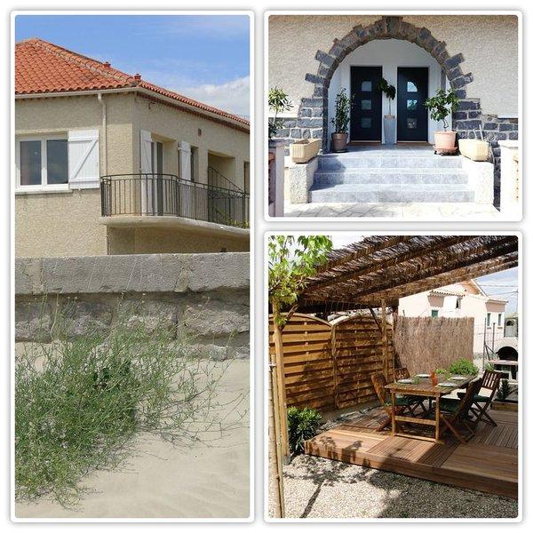 VILLA CHANTECLAIR-LE GRAU D'AGDE, holiday rental in La Tamarissiere