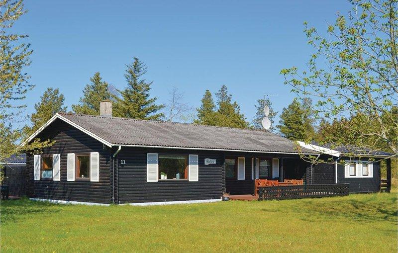 3 Zimmer Unterkunft in Bindslev, alquiler vacacional en Hulsig