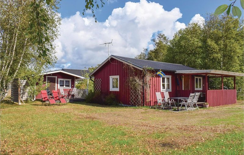 2 Zimmer Unterkunft in Skummeslöv, vacation rental in Orkelljunga