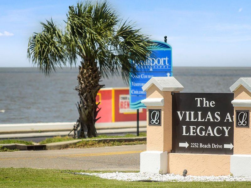 Sink your toes in the sand – semesterbostad i Gulfport