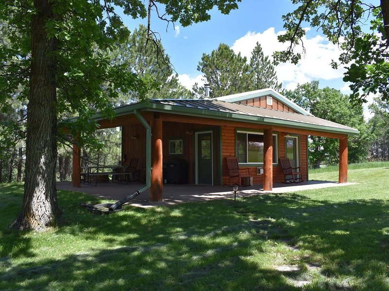 Rustic Cabin, Near Spearfish and Deadwood, holiday rental in Belle Fourche