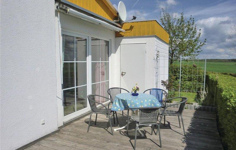 2 Zimmer Unterkunft in Harzgerode/Dankerode, aluguéis de temporada em Lutherstadt Eisleben