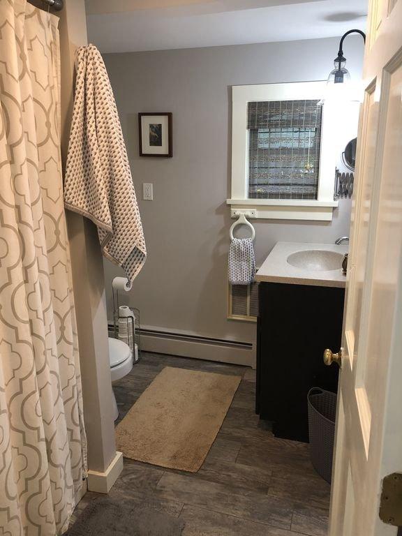 1: a våningen badrum