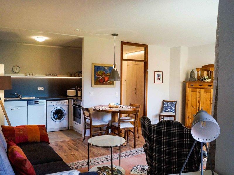 Appartement avec terrasse-cuisine