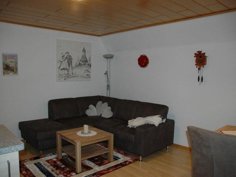 Ferienwohnung - Typ C, holiday rental in Herrischried