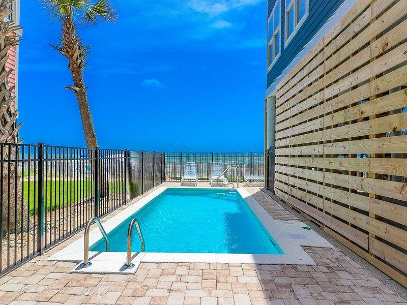 **ALL-INCLUSIVE RATES** Dancing Waves - Oceanfront & Updated Interior!, location de vacances à Garden City Beach