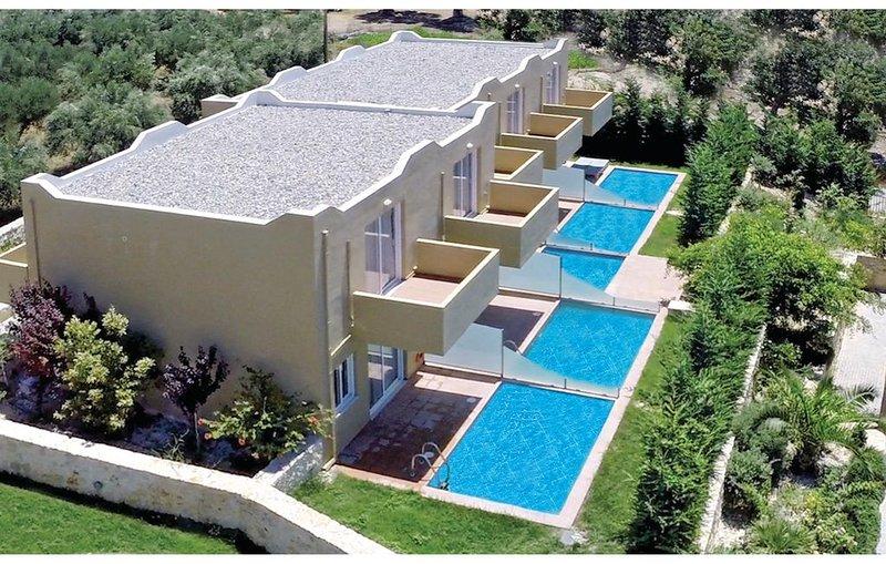 2 Zimmer Unterkunft in Rethymno Crete, vacation rental in Rethymnon