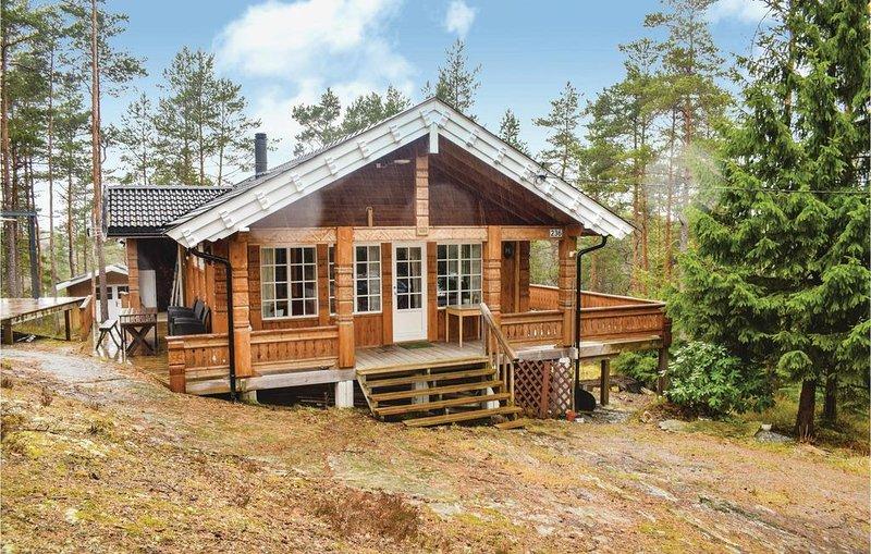 4 Zimmer Unterkunft in Kornsjø, vacation rental in Ostfold