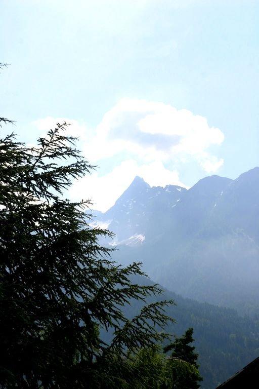 O Acherkogel, Oetzer montanha local e primeiro 3000 de 250 outros no Ötztal