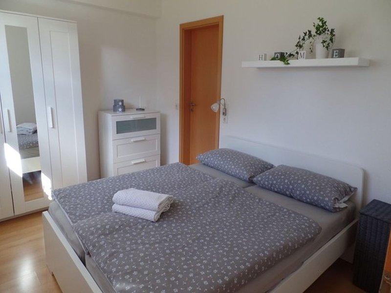 Apartment Hedgehog, 46 qm, 1 bedroom, max. 4 persons bedroom