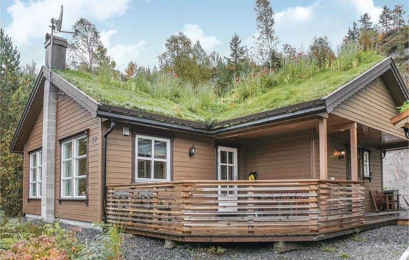 3 Zimmer Unterkunft in Vegårdshei, Ferienwohnung in Nissedal Municipality