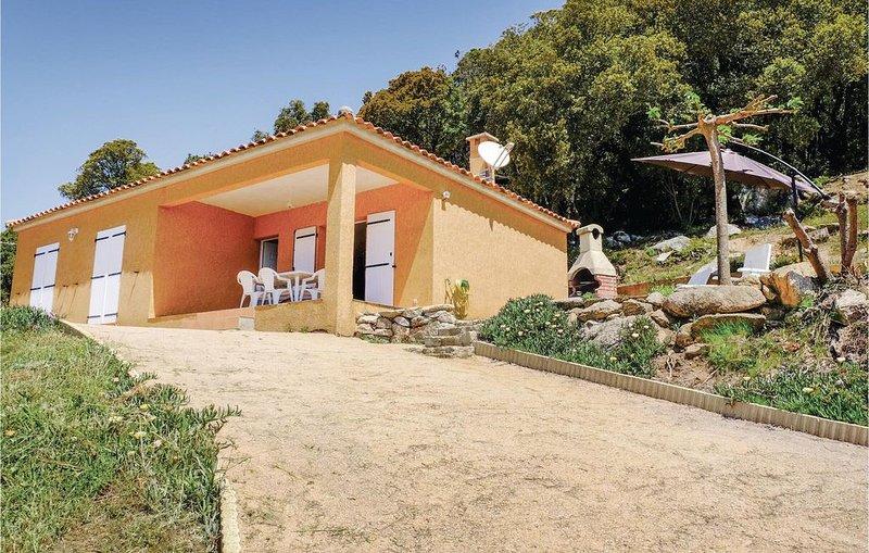 3 Zimmer Unterkunft in Casalabriva, vacation rental in Petreto-Bicchisano