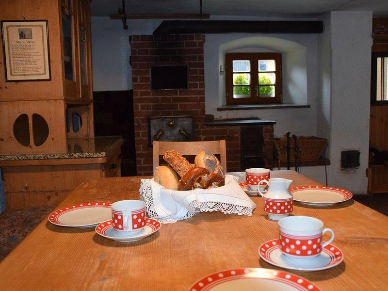 60qm-großes Ferienhäuschen für 2-4 Personen, vacation rental in Wunsiedel
